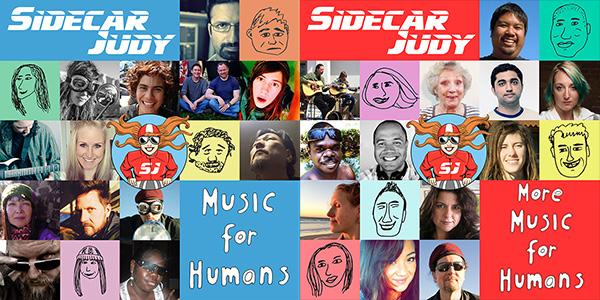 Sidecar Judy CDs